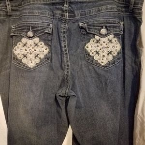 Cato woman's jeans size 18W